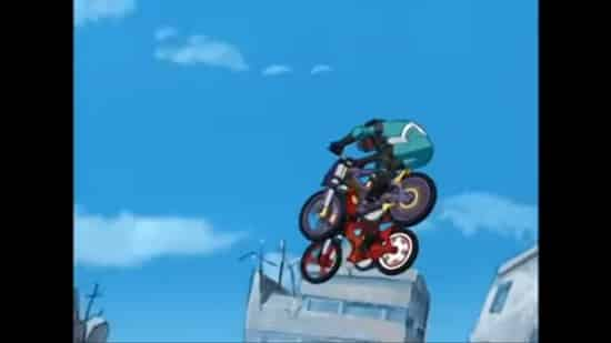 Idaten Jump