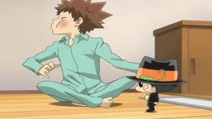 Anime From Zero Katekyo Hitman Reborn