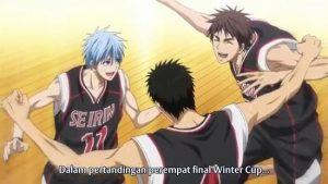 Anime From Zero Kuroko No Basket