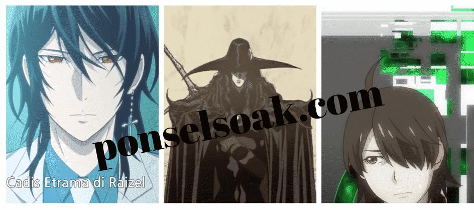 40+ Daftar Rekomendasi Anime Vampire Terbaik