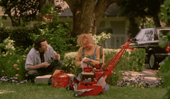 the lawnmower man 1992