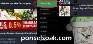 Di zaman di mana internet sudah semakin cepat dan murah 20+ Situs Streaming Anime Sub Indo Terbaik