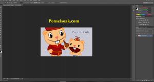 Cara Memotong Gambar Di Photoshop 1