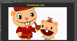 Cara Memotong Gambar Di Photoshop 15