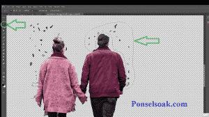 Cara Menggabungkan Foto Di Photoshop 10