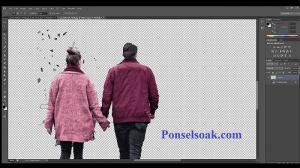 Cara Menggabungkan Foto Di Photoshop 11