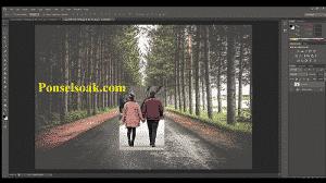 Cara Menggabungkan Foto Di Photoshop 5