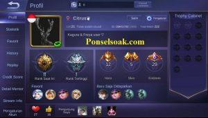 6600 Koleksi Gambar Keren Buat Profil Mobile Legends Terbaik