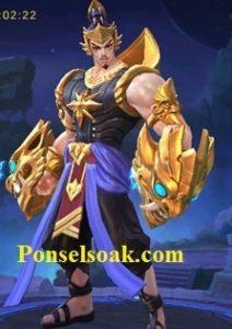 Hero Gatotkaca Mobile Legends