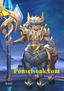 Hero Hylos Mobile Legends