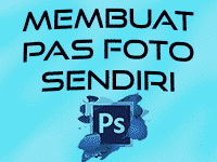 Cara Membuat Background Merah & Biru di Photoshop