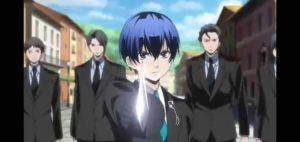 Anime Mafia Arcana Famiglia