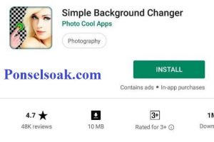 Simple Background Changer 0