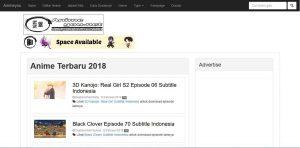 tren untuk menonton anime dengan cara streaming anime daripada mendownloadnya 20+ Situs Download Anime Sub Indo Terbaik
