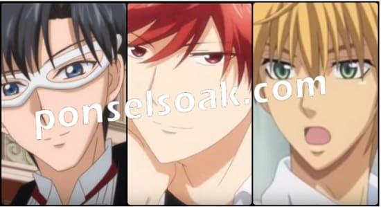30+ Karakter Anime Tampan Dan Keren Terbaik