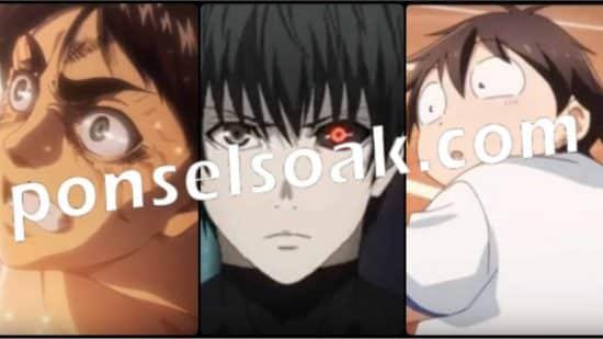30+ Karakter Anime Yang Menyembunyikan Kekuatan Terbaik