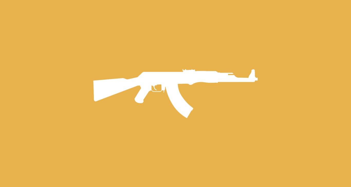 10+ Senjata Assault Rifle di PUBG Mobile Paling Mematikan
