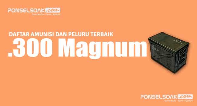 300 Magnum Peluru PUBG Mobile