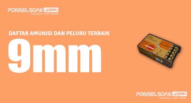 9mm Peluru PUBG Mobile