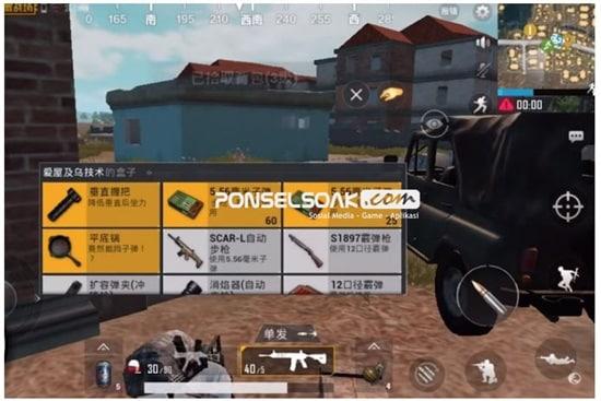 Cara Cepat Looting Senjata di PUBG