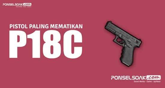 Siapa sangka jika di PUBG juga terdapat Pistol PUBG Terkuat dengan Damage Paling mematikan 7+ Pistol PUBG Mobile Terkuat, Tersakit Damage Paling Mematikan