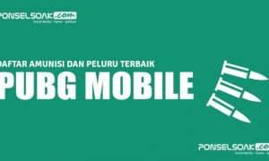 Peluru PUBG Mobile