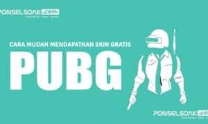 Skin Gratis di PUBG
