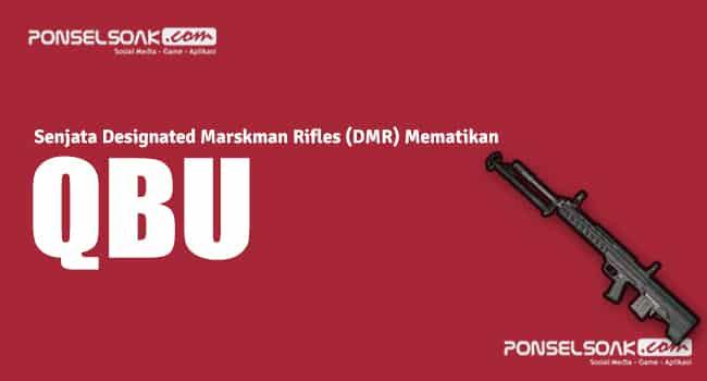 Senjata Sniper Sanhok Paling Mematikan - QBU