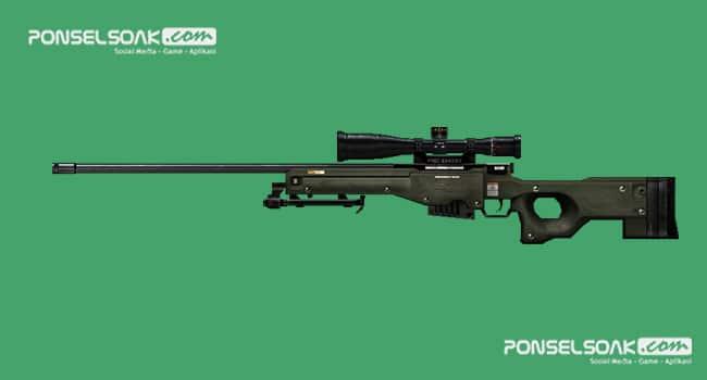 AWM : Sniper Paling Mematikan di PUBG Mobile