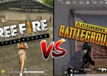 6+ Perbedaan PUBG Mobile dan FF (Free Fire)