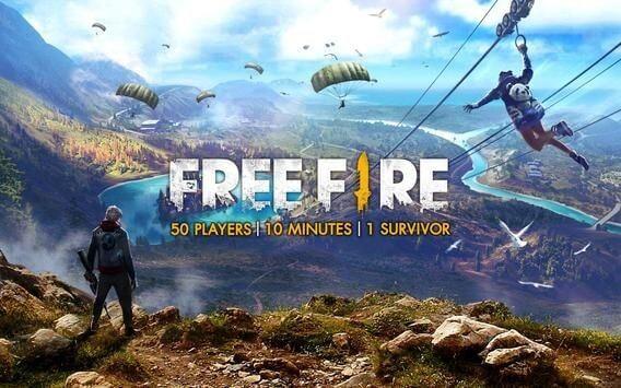 Rappel Freefire