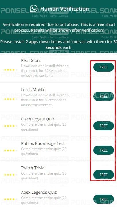 Sadap Whatsapp WA Menggunakan Social Spy Whatsapp