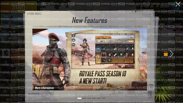 Seasons 10 PUBG Mobile 2