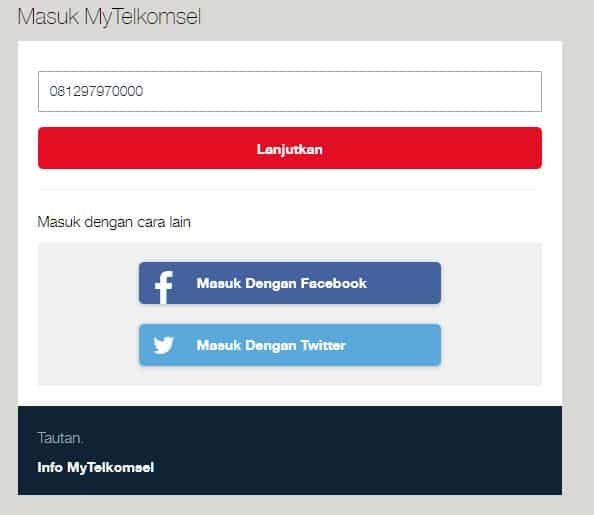 Beli Paket Internet Umroh Telkomsel dari Situs Telkomsel