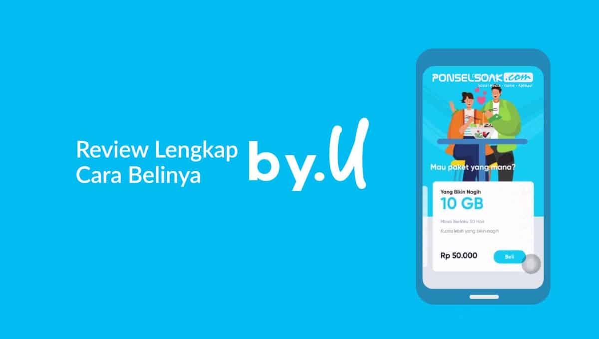 Cara Membeli Kartu Perdana By U Telkomsel Terbaru