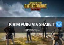 Cara Kirim Game PUBG Mobile Lewat ShareIt