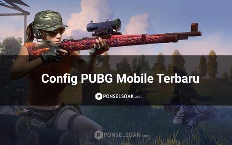 Config PUBG Mobile